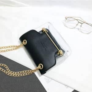 """""""Fashion Bag"""" sac à main – Noir"""