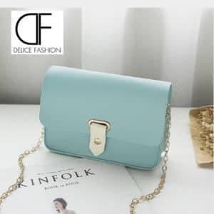 """""""Simple Fashion"""" sac à main- Bleu Clair"""