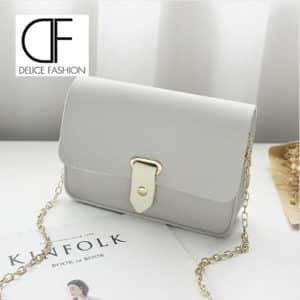 """""""Simple Fashion"""" sac à main- Blanc"""