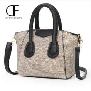 """Vintage Designer"" sac à main – Noir"