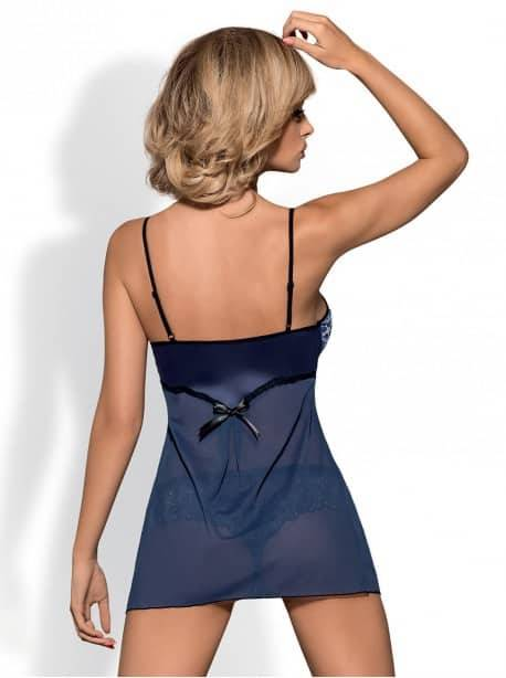 Nuisette Blue Night + culotte