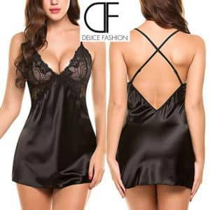 Fashion Sexy Noir 13