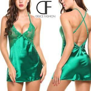 Fashion Sexy Vert