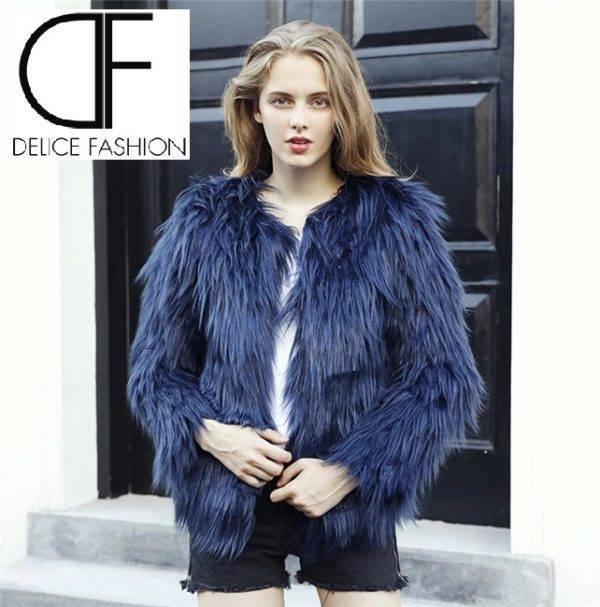 Camelia Fur – Gris
