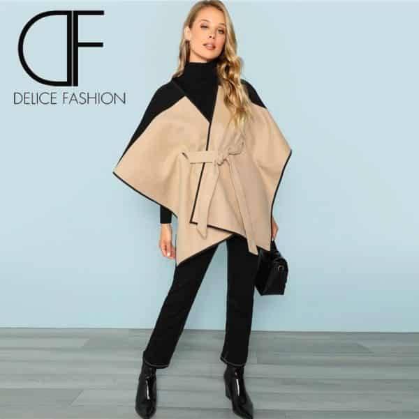 So Chic – Autumn Coat