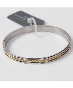 Bracelet D5 – Or/Argent