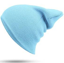 Bonnet Fashion – Bleu clair