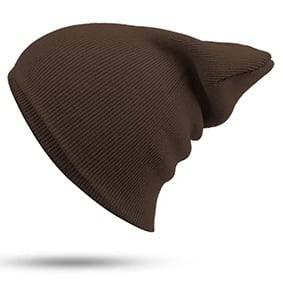Bonnet Fashion – Marron foncé