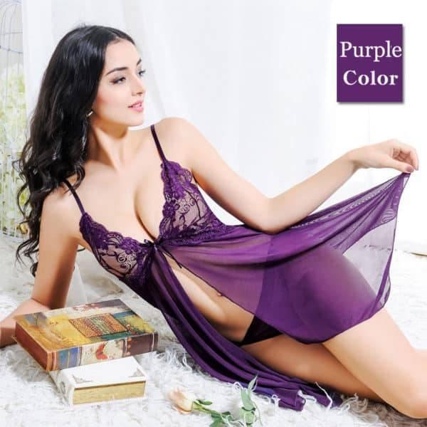 Sexy Nighty multi coloris