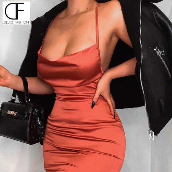 Delice- Robe elegant