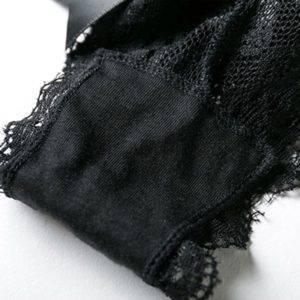 Lingerie String sous-vêtements en dentelle 12