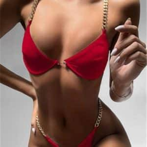 Bikini Sexy string maillot de bain brésilien