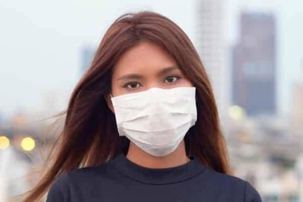 Masques Tissus 3 couches réutilisables, lavables