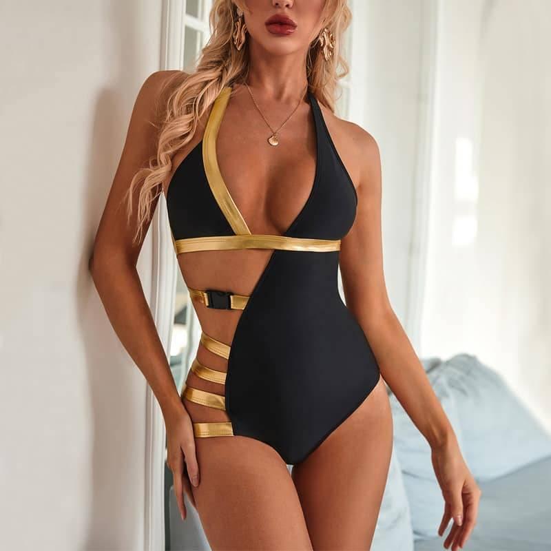 Monokini body Sexy maillots de bain 6