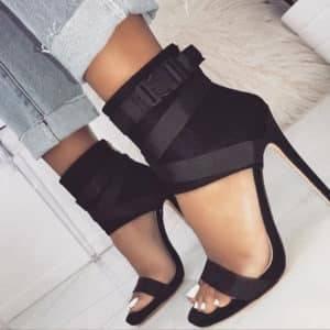 Chaussure de luxe élégante et sexy comfortable antidérapant