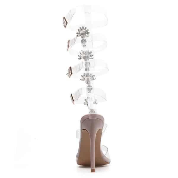 Chaussure Sexy gladiateur