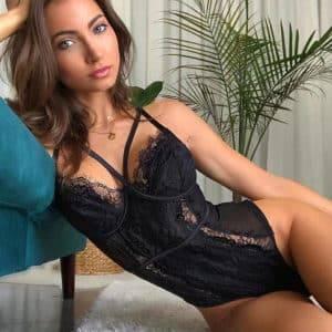 Body dentelle sexy girl