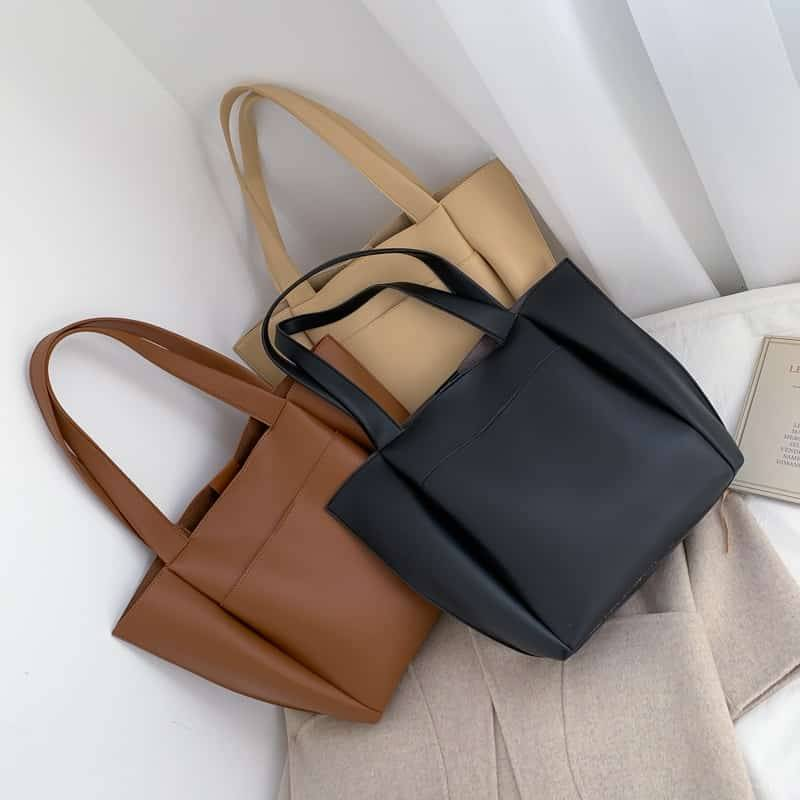 Women's PU Leather Shoulder Bag 8