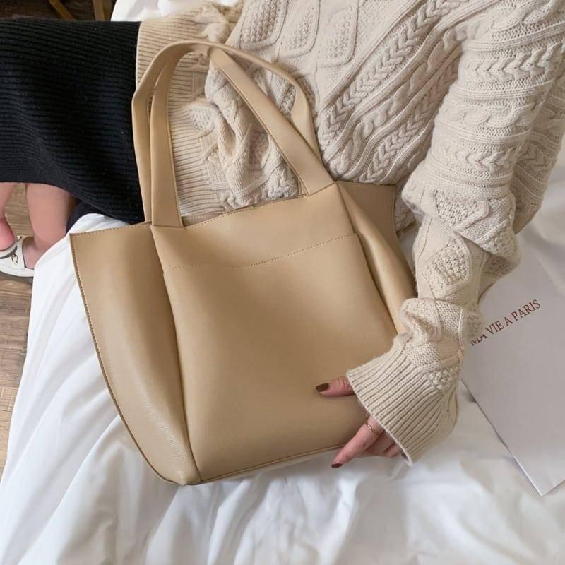 Women's PU Leather Shoulder Bag 7