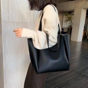 Women's PU Leather Shoulder Bag 9