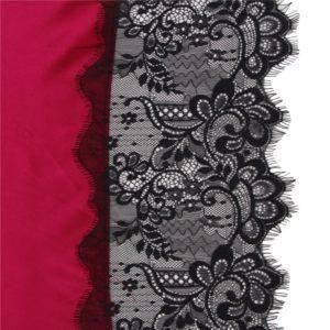 Nuisette Kimono pour femmes en Satin de soie 12